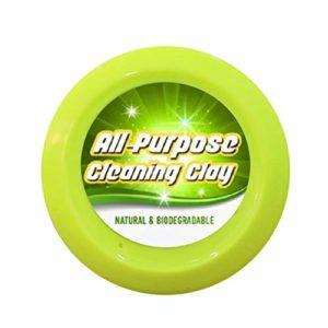 KangOnline Pâte de nettoyage multi-usages sûre et efficace pour roues de voiture, chaussures, métal et céramique