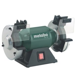 Metabo 619125000 Meuleuse stationnaire double DS 125 (Import Allemagne)