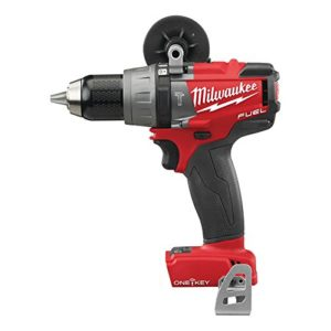 Milwaukee M18 Onepd-0 – Sans Fil Combi Drills (Lithium-Ion (Li-Ion), Black, Red)