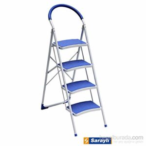 Sarayl Escalier 4 pièces avec revêtement en plastique