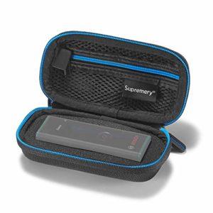 Supremery Cas pour Bosch Télémètre Laser Zamo Cas Sacoche Etui de Protection Cas avec Poche en Filet pour d'autres Accessoires pour Bosch Zamo