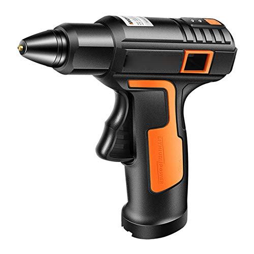ASWT-4V Batterie Au Lithium Mini-Pistolet À Colle Chaude, Mise À Niveau De Sécurité Plastique, Applicable du Bricolage, Réparer Les Meubles