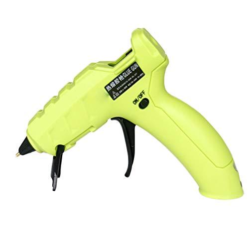 ASWT-Mini-Pistolet À Colle Chaude, Mise À Niveau De Sécurité Plastique, Applicable du Bricolage, Réparer Les Meubles Glass Bonding