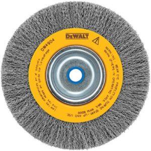 DeWALT Dw4904Brosse circulaire à fils ondulés