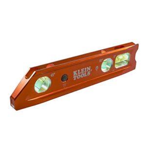 Klein Tools 935RBLT Niveau de billette avec LED, Rouge