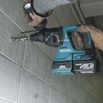 Makita DHR242Z Marteau perforateur sans fil à 3 modes 18 V Boîtier nu