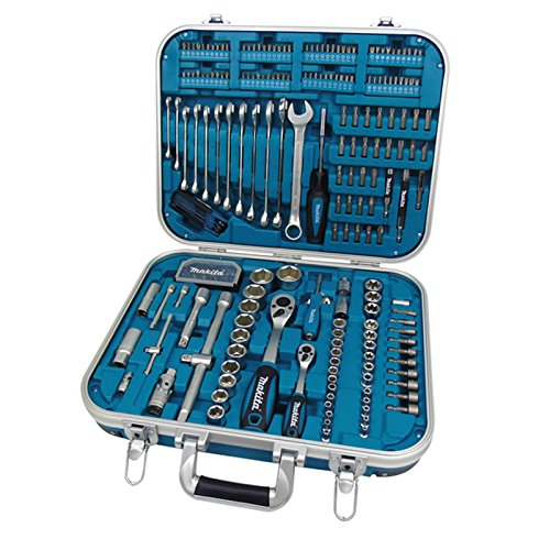 Makita Set d'outils 227Pièces, 1, P Lot de 90532