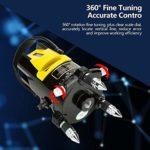 Niveau laser 360 degrés 2/3/5 ligne auto-nivelant bleu niveau laser horizontal 360 degrés verticale croix 100-240 V, 1.00V