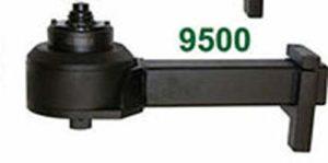 Sicutool, multiplicateurs de force. Limite maximale de serrage Nm 9500. Cadre int. Pour clé dynamométrique Poll 1/2. Ø tambour 184 Hauteur totale : 215 mm.