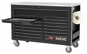 Sonic Equipment S15 Chariot d'atelier rempli 958 pièces