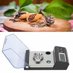 Alinory Balance électronique, Balance de Poche à Bijoux compacte, Collier de Haute précision pour Cuisine(20/0.001G)