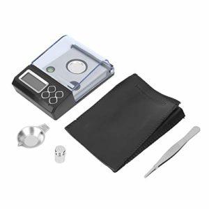 Alinory Balance électronique, Balance numérique de Poche Portable, Collier léger pour Cuisine(20/0.001G)