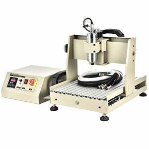 Anciun 3040 USB 4 Axis CNC Machine à graver 800 W