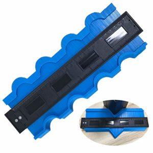 Duplicateur de profil de contour, bleu
