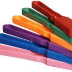 Eta Hand2mind 20,3cm magnétique Baguettes, Lot de 6