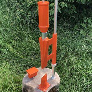 Forest Master© Smart Splitter Distributeur de Bois Manuel Type FMSS en Bois