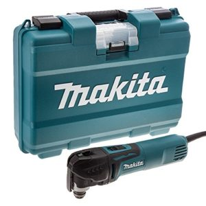 Makita TM3010CK Découpeur-Ponceur Multifonctions 320 W