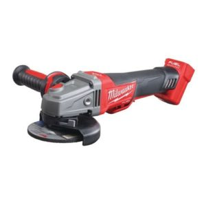 Milwaukee M18Cag115 X Pdb-0 M18 Fuel Breaking Moulin Paddle Commutateur (Naked – Pas Besoin de Piles ou chargeur)