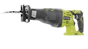 Ryobi Scie Sabre 18V Oneplus – sans Batterie Ni Chargeur R18RS-0 Norme Autre