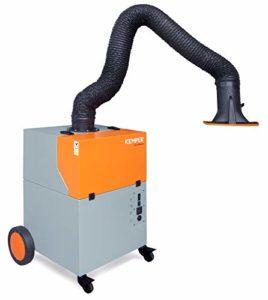Kemper Smart Master Système d'aspiration avec bras de 3 m et évacuation mobile de l'âge. Filtoo