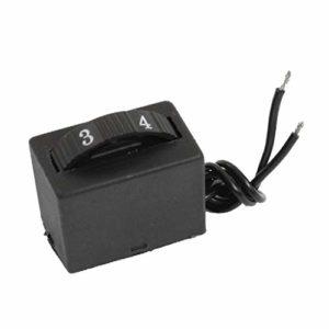 New Lon0167 Noir électrique En vedette Scie sauteuse efficacité fiable Speed Controller (Livraison sous 15-25 jours) pour makkita 4304(id:e44 33 e3 10e)