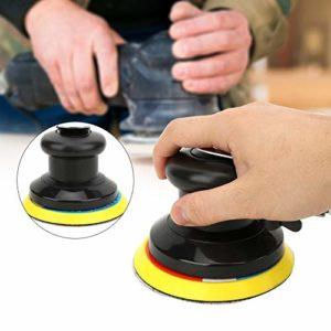 Outil pneumatique de haute résistance, rectifieuse à longue durée de vie, pour le polissage et le cirage de voitures de toutes sortes de polissage de miroir fin