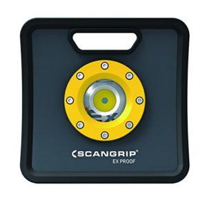 Scanprip Scangrip 03.5602Nova EX Lampe de Travail protégée